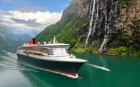 Cunard: Three For All